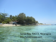 cayos-sandy-bay